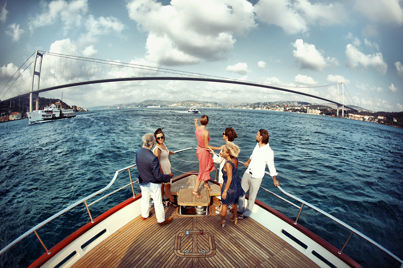 Private Full Day Bosphorus Tour in Istanbul