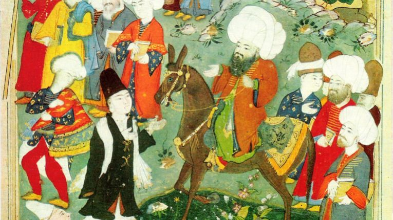 Who was Rumi?