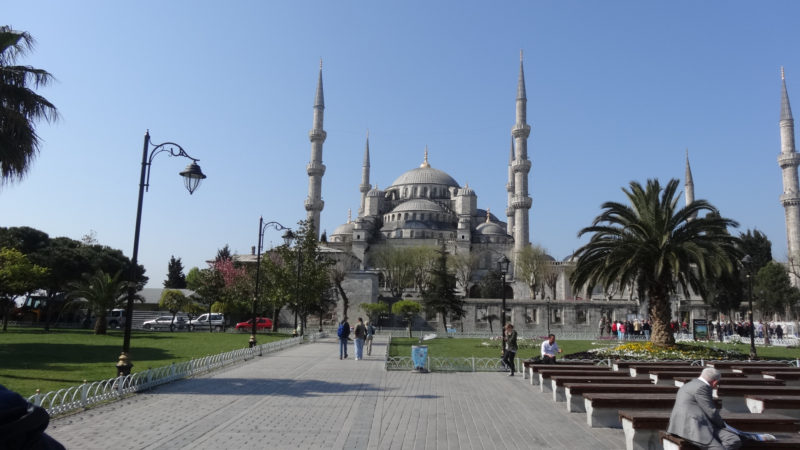 The Wonders of Islam in the Blue Mosque