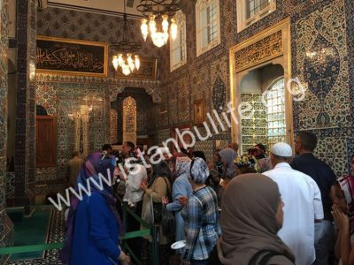 Half Day Islamic Religious Sahaba Tombs Tour in Istanbul
