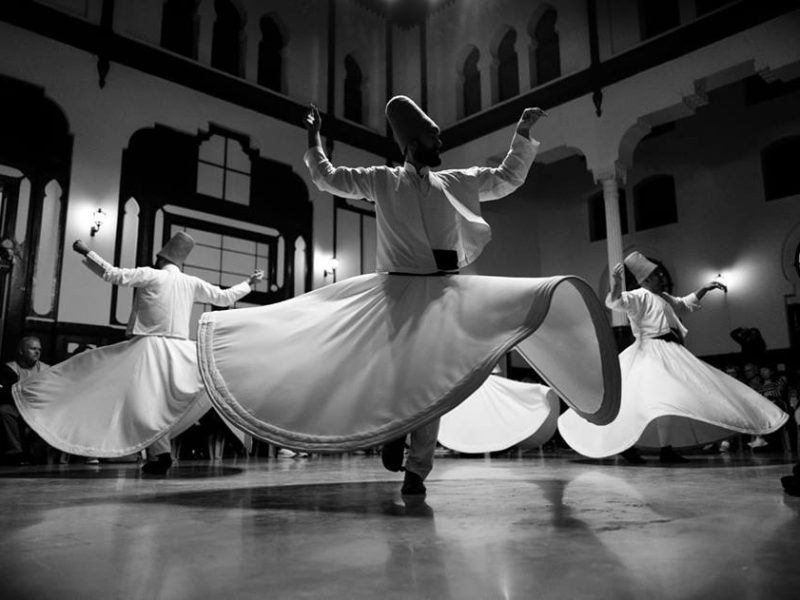 Sirkeci Train Station Whirling Dervish Show in Istanbul