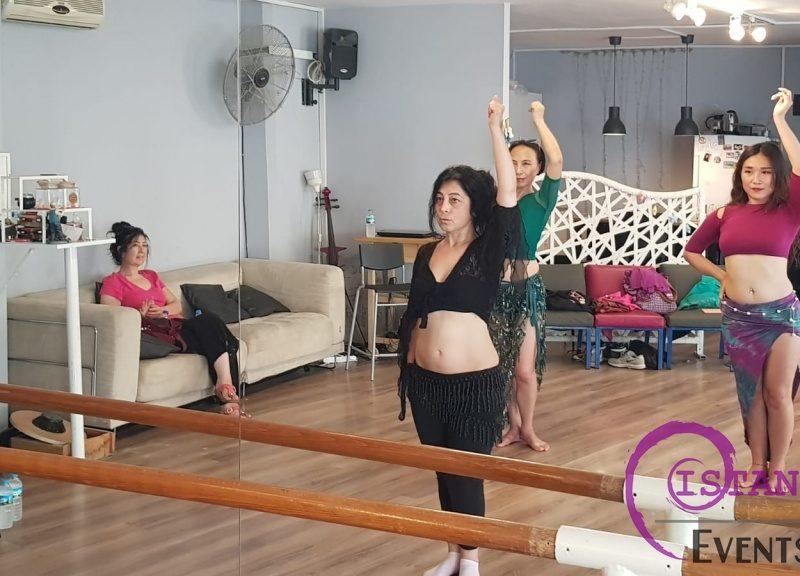 Turkish Oriental Bellydance Workshops Istanbul