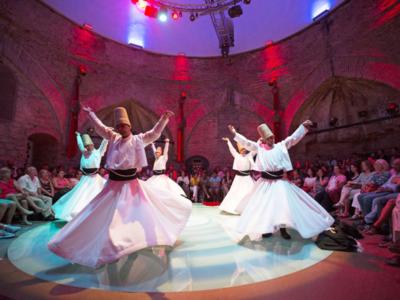 Hodjapasha Culture Center Dervish Show