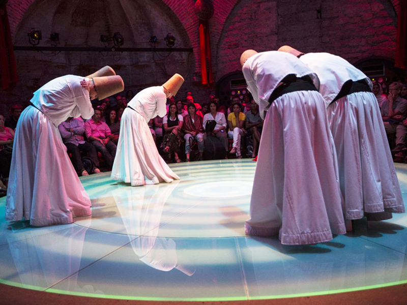 Hodjapasha Culture Center Dervish Show