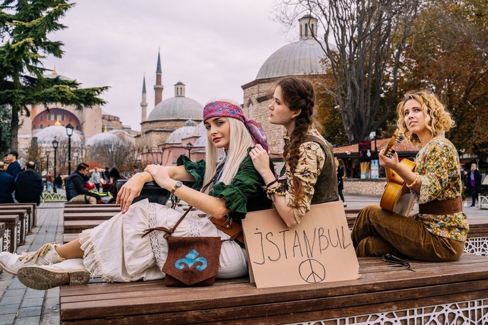 Istanbul Hippy
