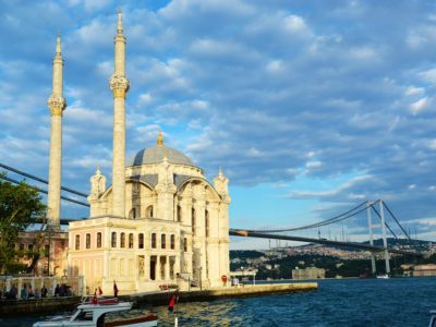 Full Day Group Bosphorus Tour in Istanbul