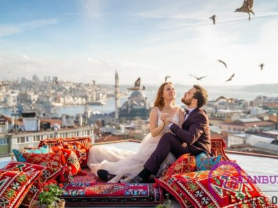 Wedding Photographer Service in Istanbul