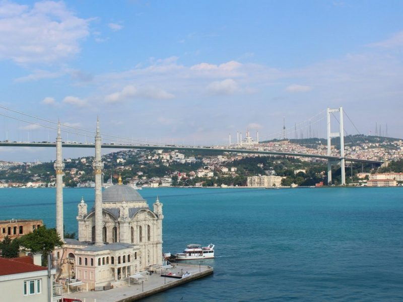Bosphorus Cruise Only Boat Tour in Istanbul
