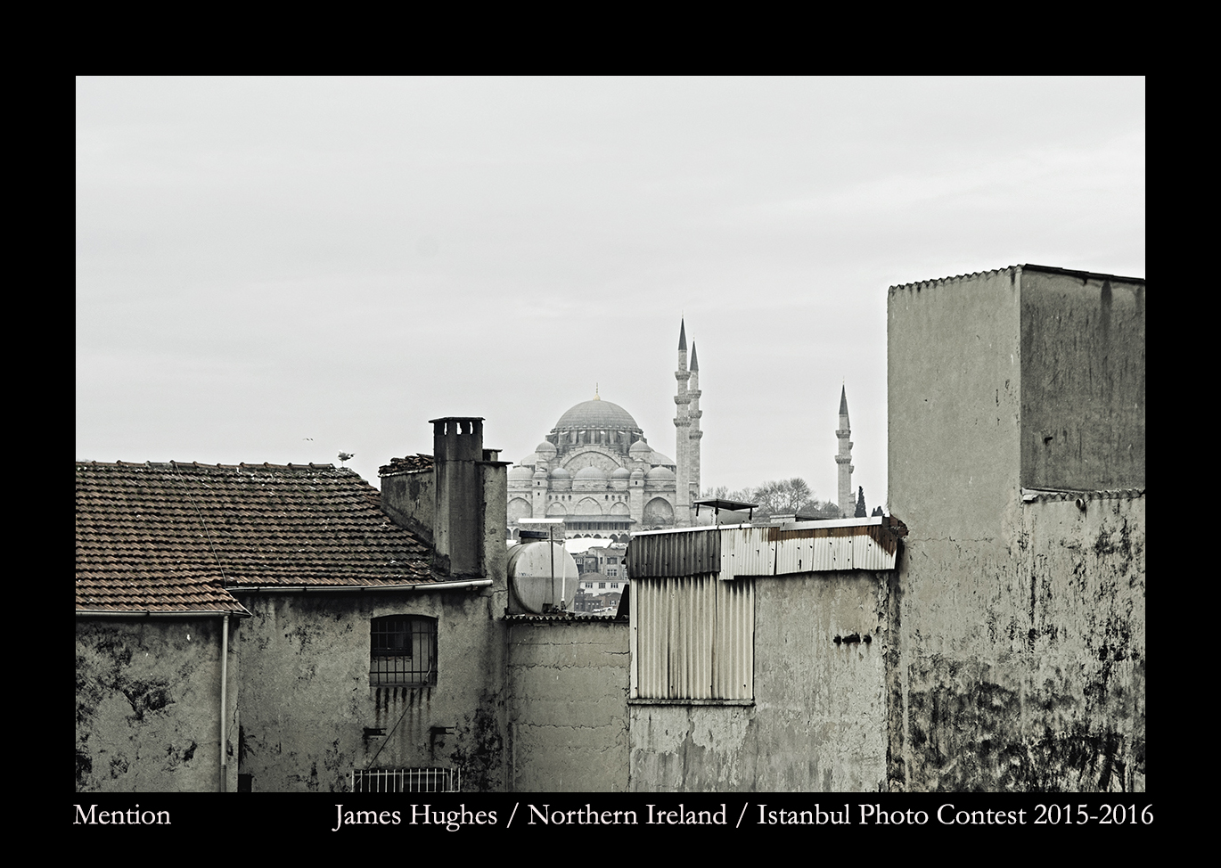 A Memory of Istanbul