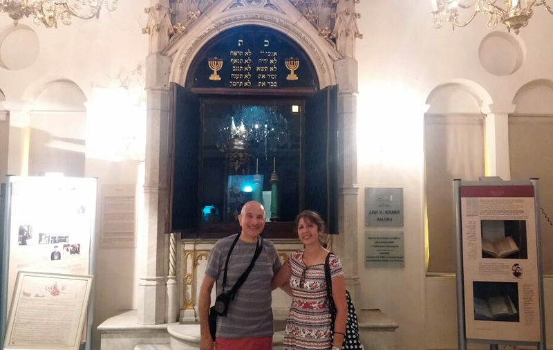 Private Full Day Jewish Heritage Tour in Istanbul