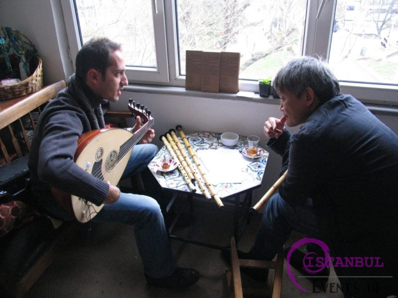 Turkish Music and Instruments Lesson