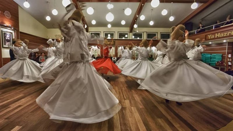 Sufi Culture & Whirling Dervish Ceremony in a Real Monastery in Istanbul