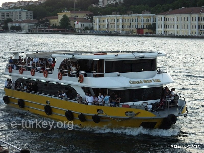 Bosphorus 2 Hours Boat Tour in Istanbul