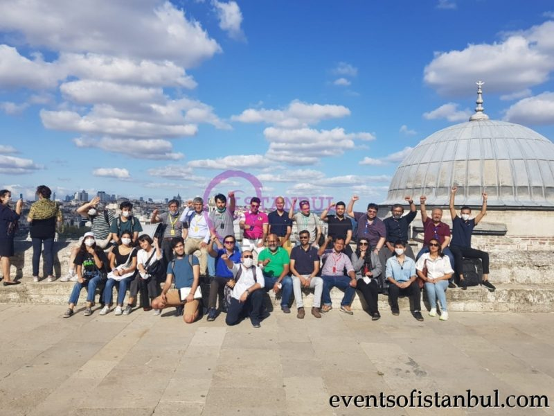 Treasure Hunt Team Building Games in Istanbul
