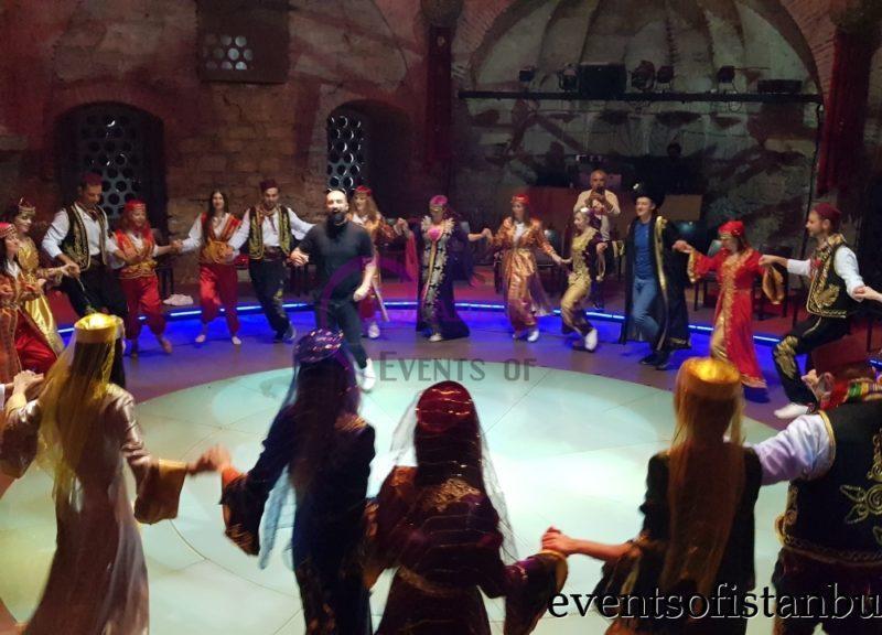 Turkish Folk Dance Lesson Workshop Istanbul